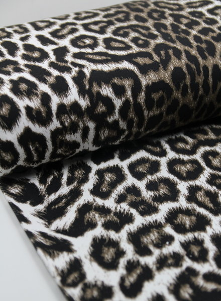 patrizia pepe animal print - sweater