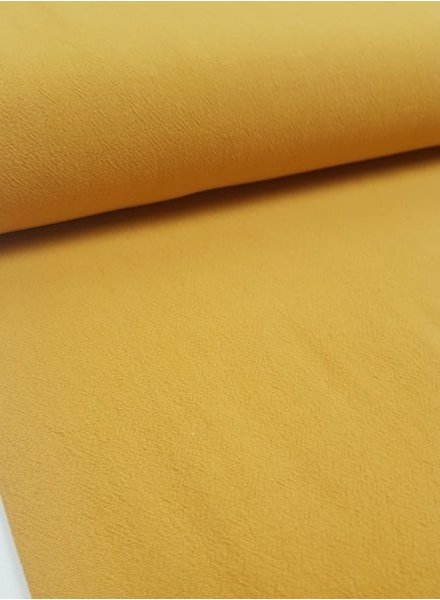 ocre  - soft sturdy cotton