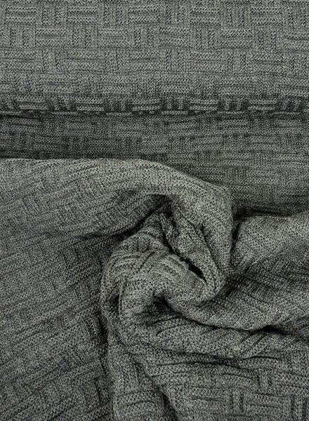 dark grey  - jersey coton