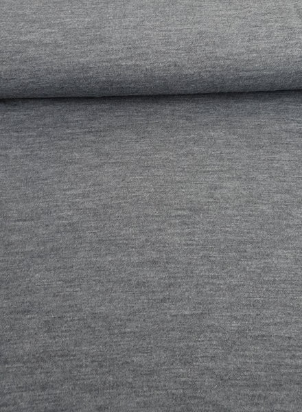 Italian grey - knitted fabric
