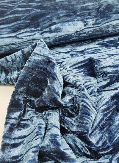night blue - velvet deluxe