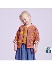 about blue fabrics Breeze DIA - viscose