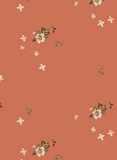 ART GALLERY FABRICS spirited little flowers  - katoen