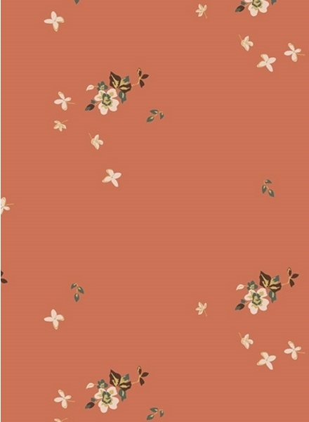 ART GALLERY FABRICS spirited little flowers  - cotton