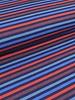 Striped rayon - jersey