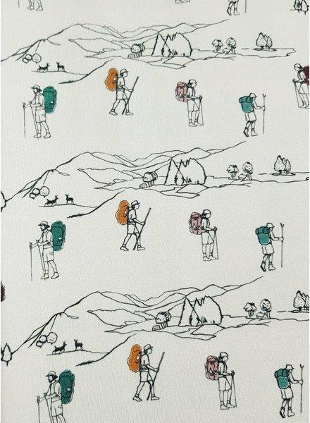 De Stoffenkamer Hikers - tricot