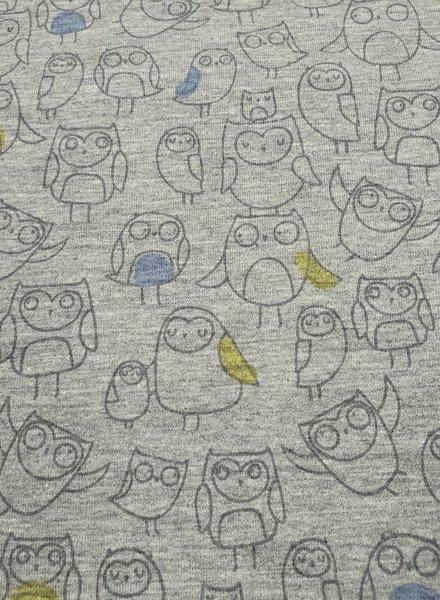 owls - sweater melange