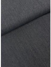 9.5oz - washed denim stretch - vintage black