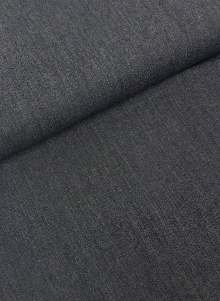 black washed denim jeans - stretch