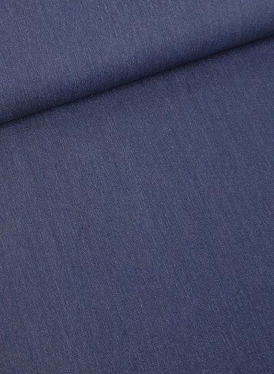 9.5oz - washed denim NON-stretch - blue