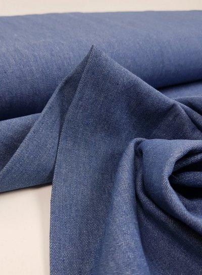 light denim washed jeans - niet rekbaar