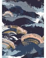 ART GALLERY FABRICS Earthen Gaia Eventide - katoen