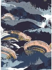 ART GALLERY FABRICS Earthen Gaia Eventide - cotton