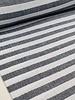 navy stripes -  tetra/double gauze