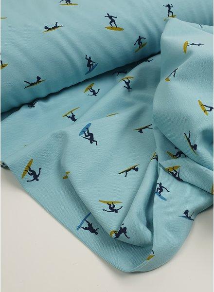 blue surfers - jersey