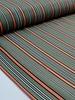 La Maison Victor lmv salmon stripes - viscose