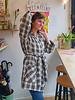 Een kimono in Jacquard
