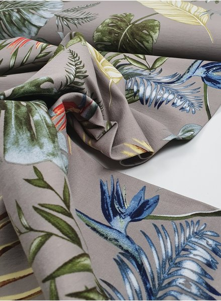 grey leaves - bengaline