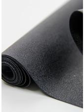 snake texture black- metallic vegan leer