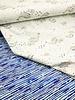 blue stripes  - jersey