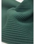 green - thick ridge ribbing