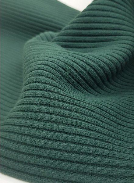 green - thick ridge ribbing