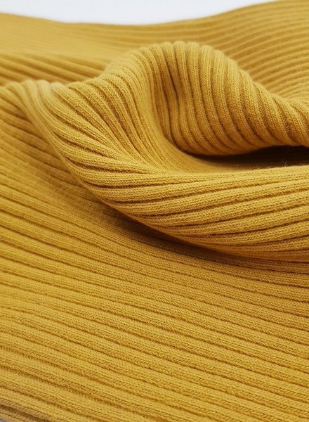 ocre - thick ridge ribbing