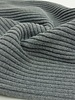 grijs - extra dikke ribbel boordstof