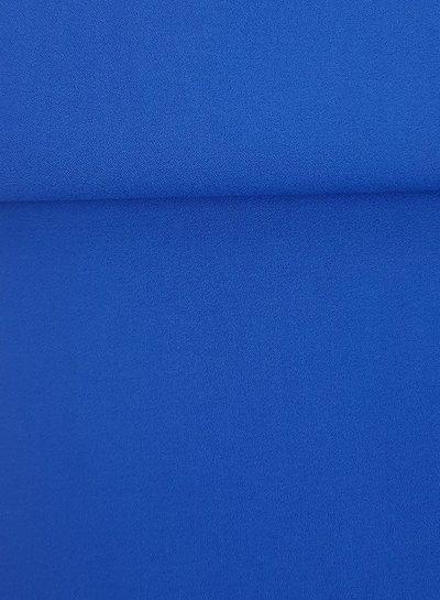 cobalt blue - crêpe elasthan