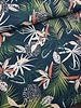 jungle leaves - deco fabric