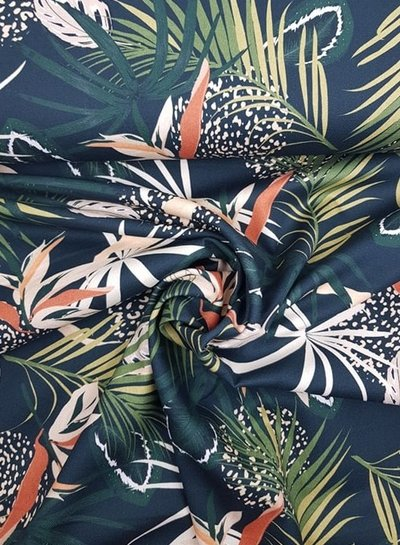 jungle leaves - decostof