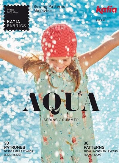 Aqua summer - 30 patterns