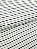 Fibremood neon yellow stripes - viscose
