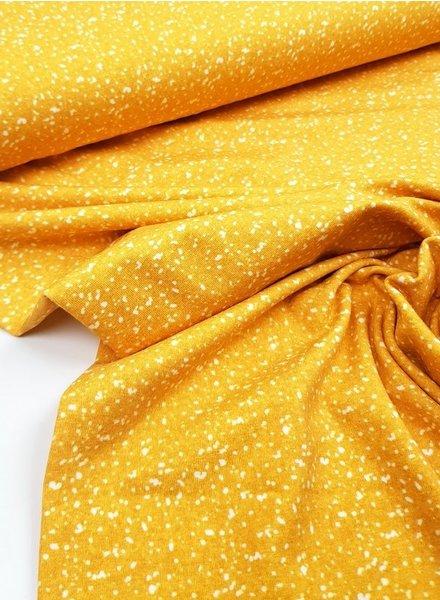 gele vlekjes - tricot