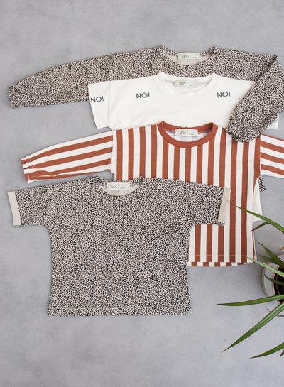 Wisj patterns Teddy sweater & playsuit