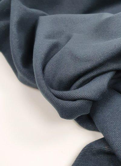marineblauw -  jeans tricot