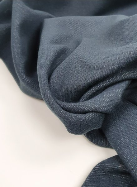 navy blue  - jeans jersey