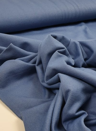 016 - indigo - jeans tricot