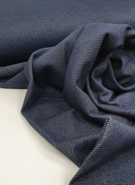 dark navy- jeans tricot
