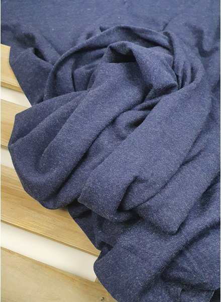 navy superzacht - viscose tricot
