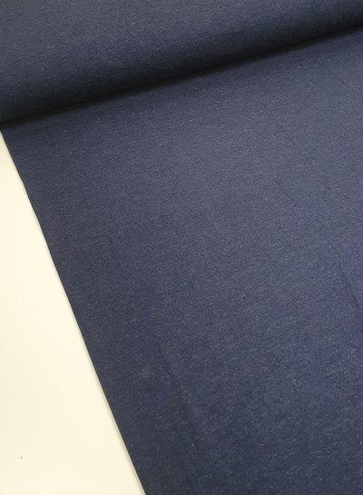 navy superzacht - viscose tricot