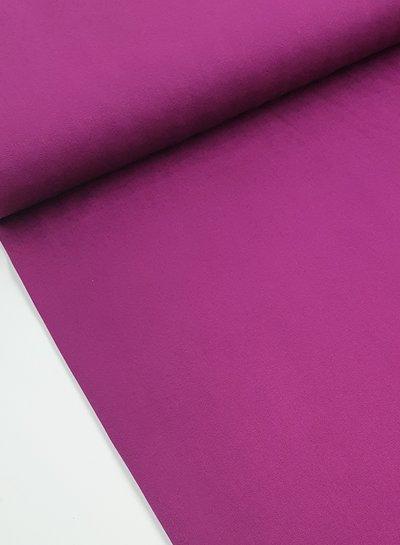 purple - viscose twill