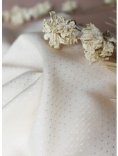 Atelier Brunette dobby off-white- viscose