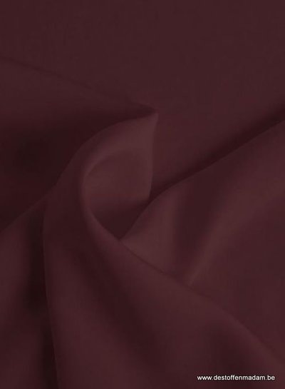 bordeaux silk touch supple fabric