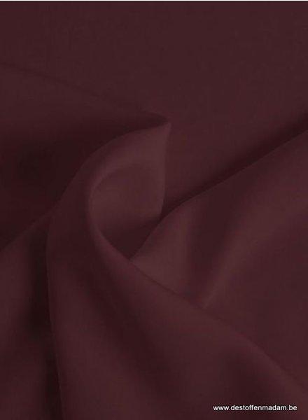 bordeaux silk touch soepelvallende stof
