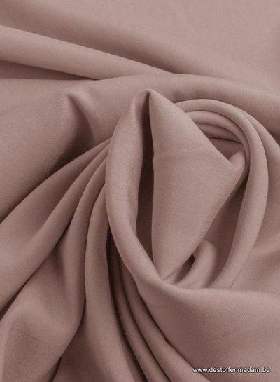 dusty pink - poplin modal