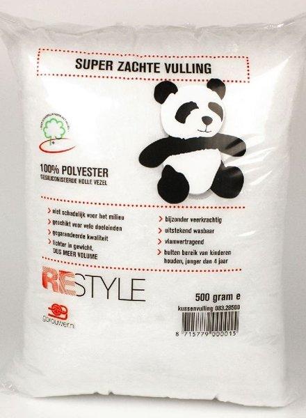 Kussenvulling - pandavulling 500gr
