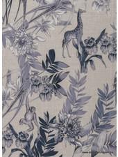 Lizzy's animals - viscose linnen