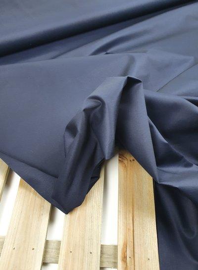 navy -  cotton twill gabardine