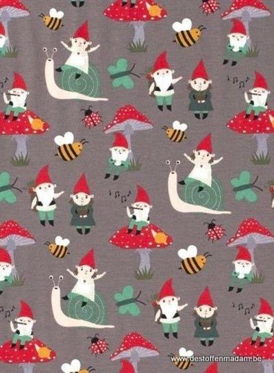 gnomes - tricot